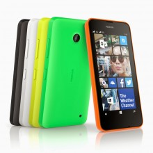 Nokia Lumia 630 - Colors