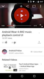 YouTube Material Design güncellemesi2 (Custom)