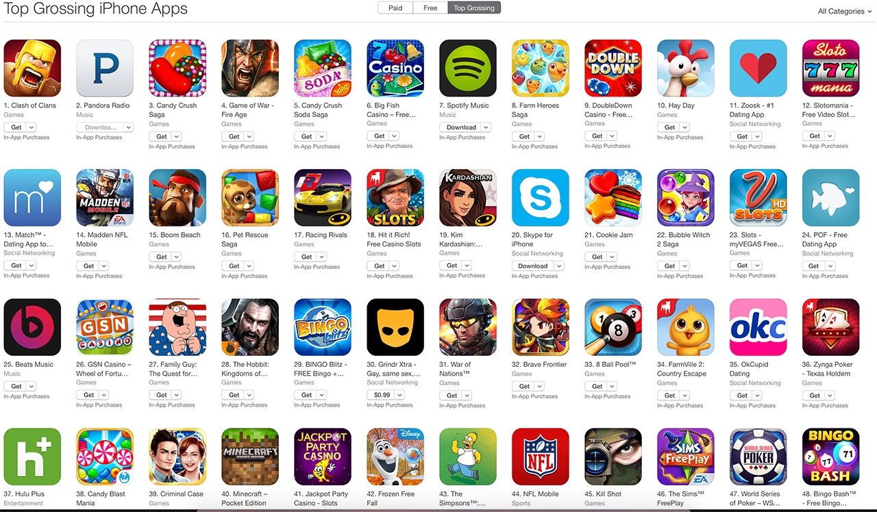 free game apps downloads